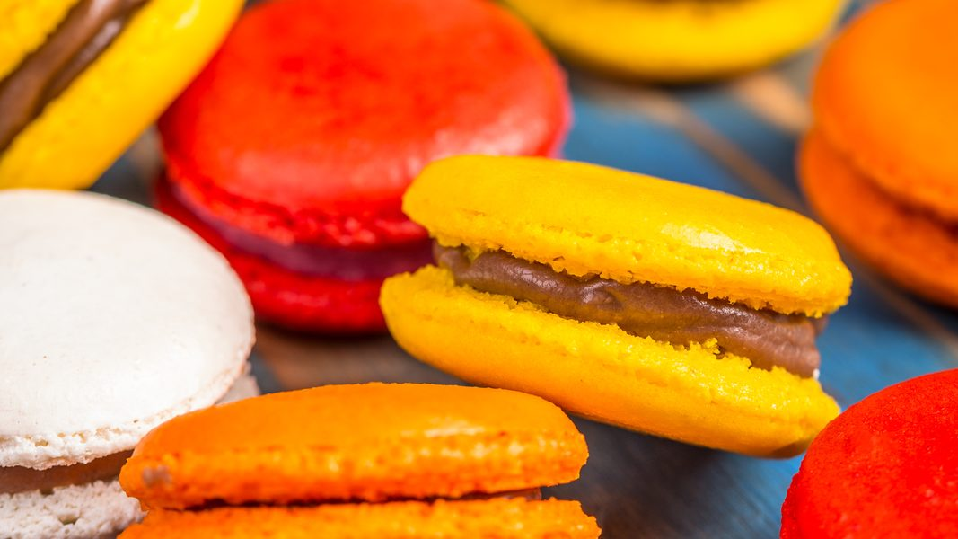 Wyjątkowe efekty za przyczyną barwników spożywczych